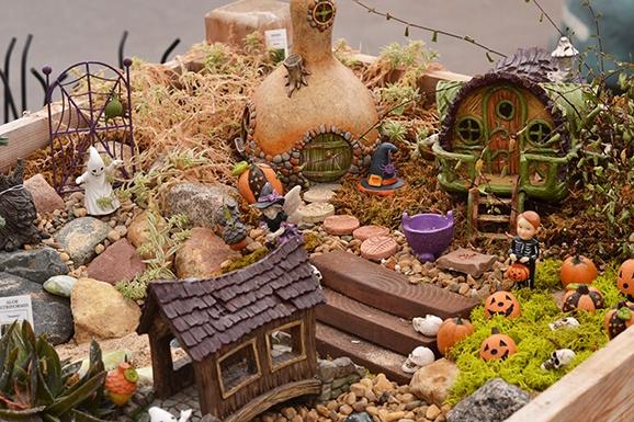 Fall Fairy Garden Workshop