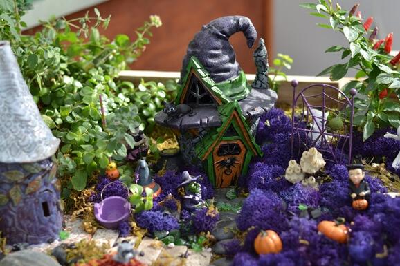 Fall Fairy Gardening Class