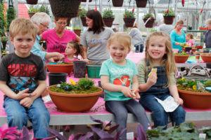 Kids Fairy Garden