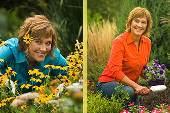 A Beautiful Garden with  Melinda Myers