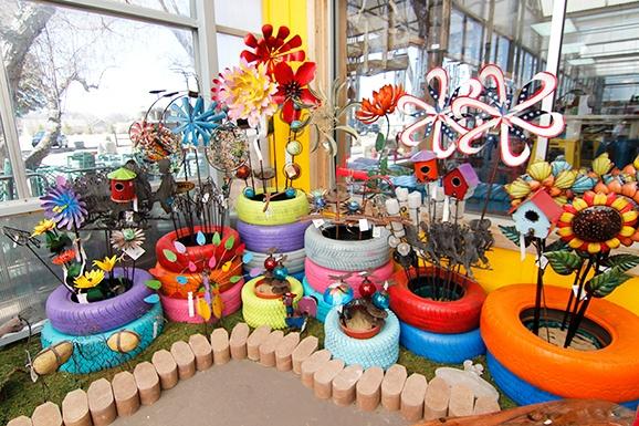 Garden Art & Pottery
