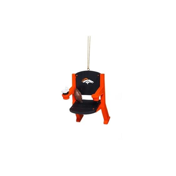 Broncos  NFL Mini Stadium Chair