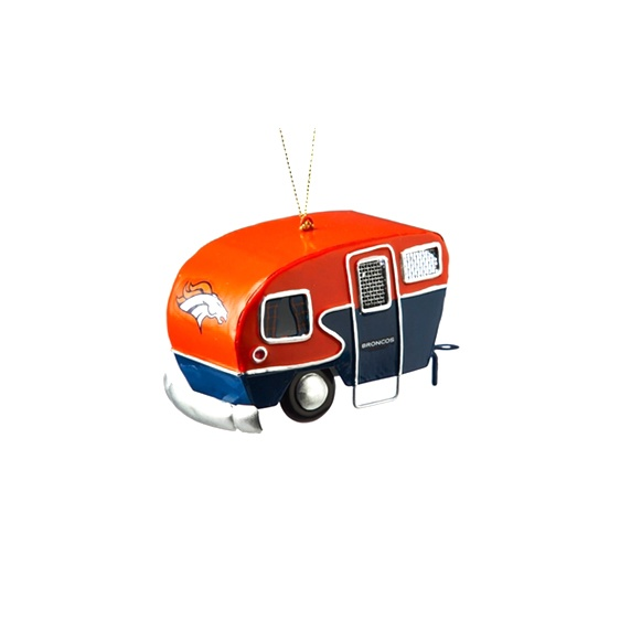 Broncos  NFL Mini Team Camper