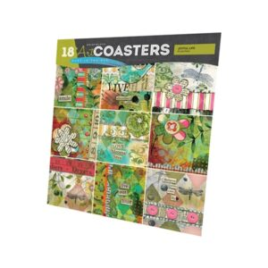 Joyful Life  Art Coasters
