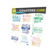 Momism  Art Coasters