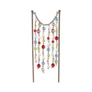 Gypsy Garden Mini Beaded Curtain