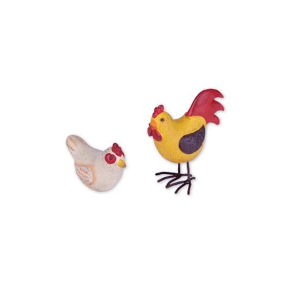 Gypsy Garden Mini Chickens