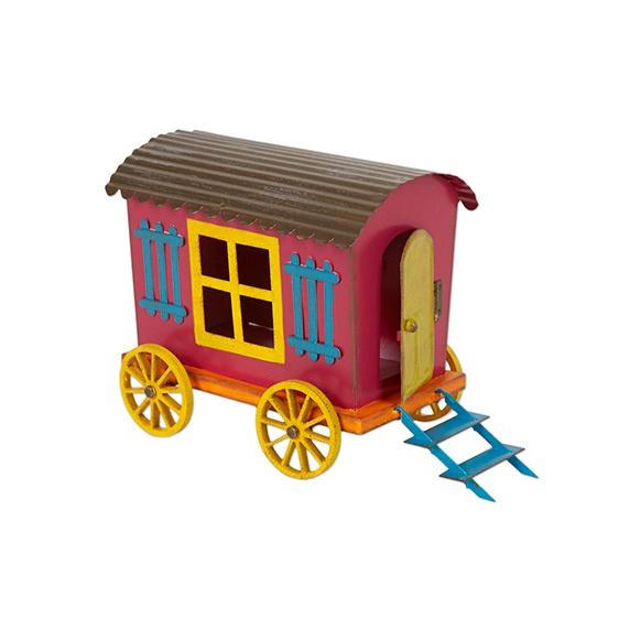 Gypsy Garden Mini Gypsy Wagon