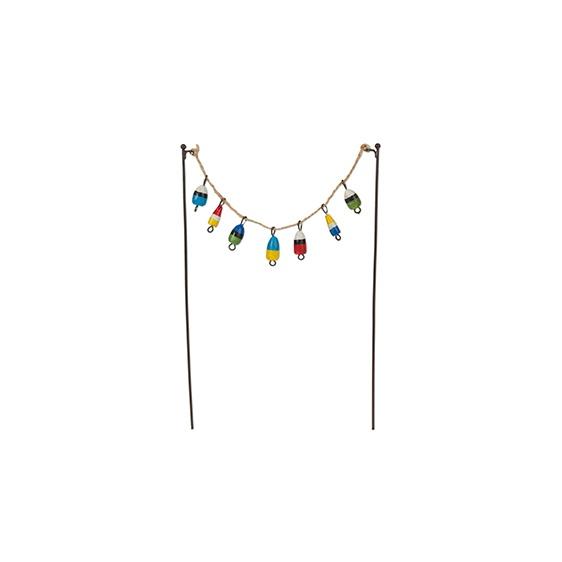 Gypsy Garden Mini Hanging Buoys