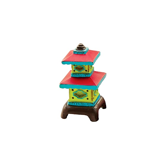 Gypsy Garden Mini Pagoda