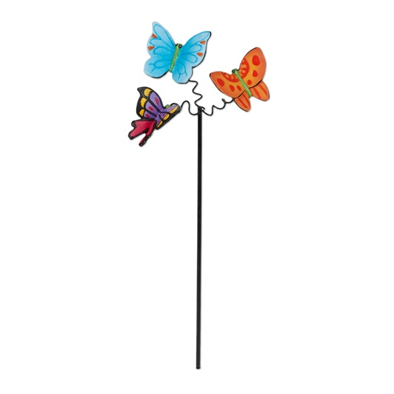 Merriment Mini Fluttering Butterflies Pick