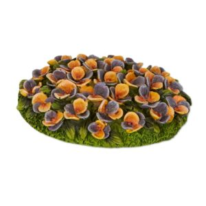 Merriment Mini Pansy Flowerbed