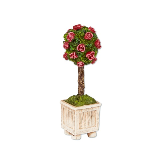 Merriment Mini Rose Topiary
