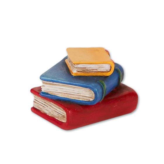 Merriment Mini Stacked Books