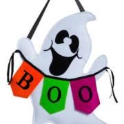Boo ghost door decor