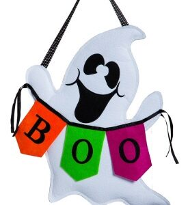 Boo Ghost Door Decor