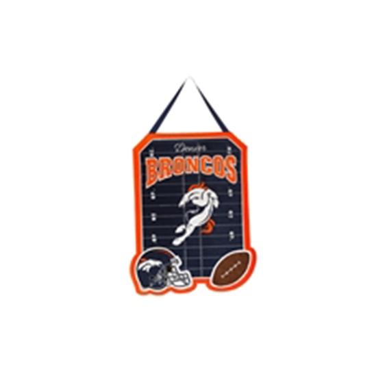 Broncos  NFL & MLB Door Hanger