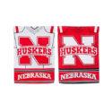 Nebraska Huskers Jersey Flag