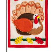 Holiday Turkey flag