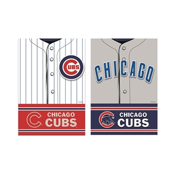 MLN Chicago Cubs Jersey Flag