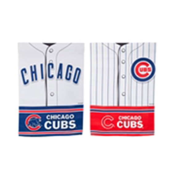 MLB Chicago Cubs Jersey Flag