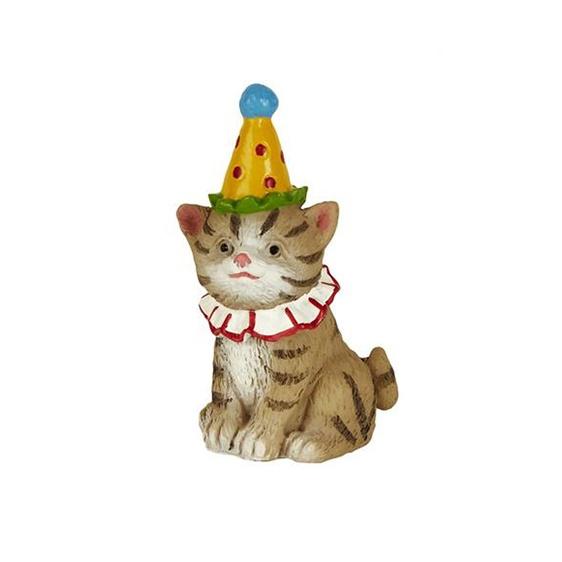 Merriment Fairy Birthday Cat