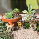 Mini Fairy Houses