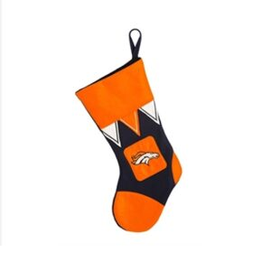 Denver Broncos Christmas Stocking