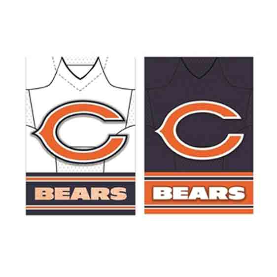 NFL Chicago Bears Jersey Flag