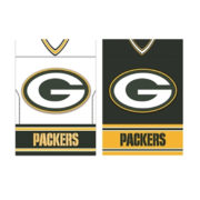 Green Bay Packers Jersey Flag