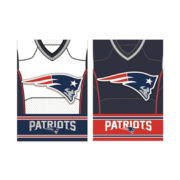New England Patriots Jersey Flag