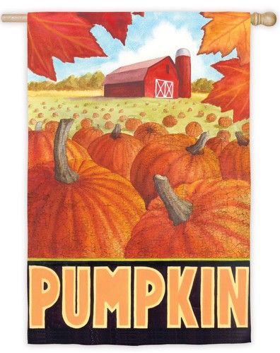 Pumpkin Field House Flag