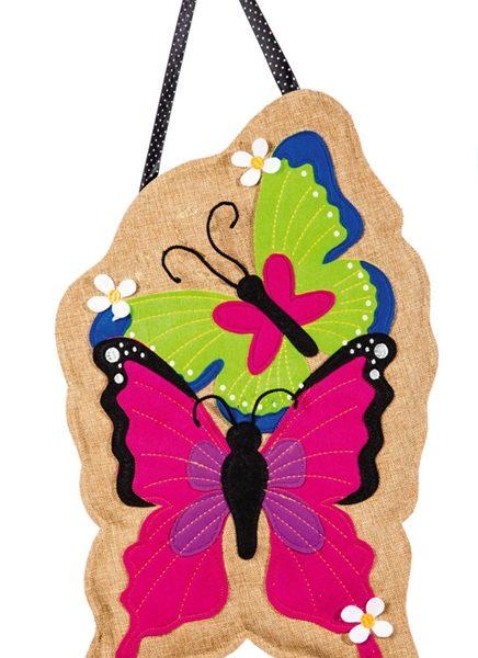 summer-butterflies-door-decor