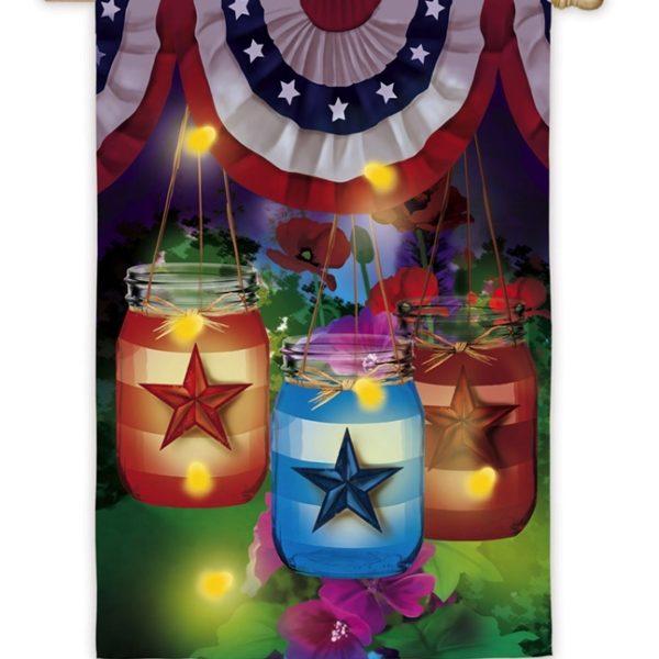 patriotic-mason-jar