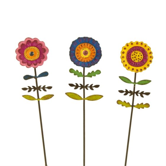 Gypsy Garden Mini Boho Flower Picks
