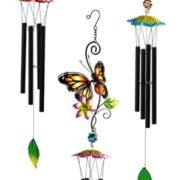 butterfly-windchime