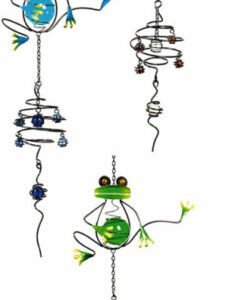Dancing Frog Hanging Decor