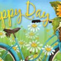 Happy Day Sassafras Insert Mat