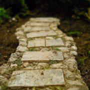 WFG Stone Pathway