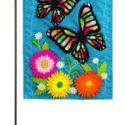 Butterfly Beauty Garden Flag