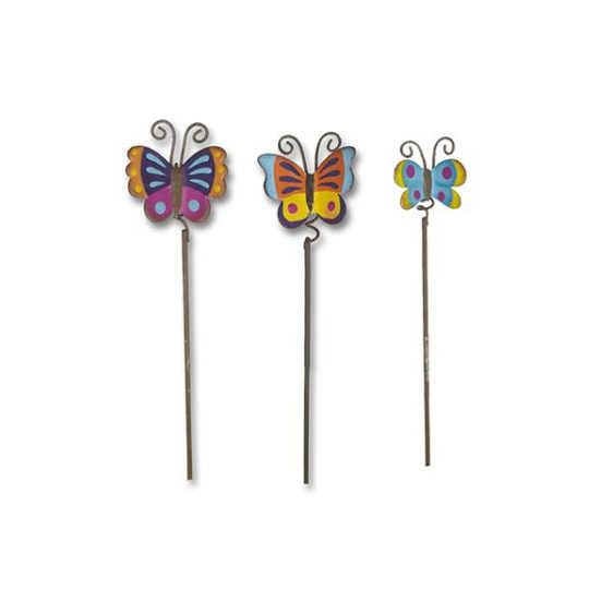 Gypsy Garden Butterfly Pick