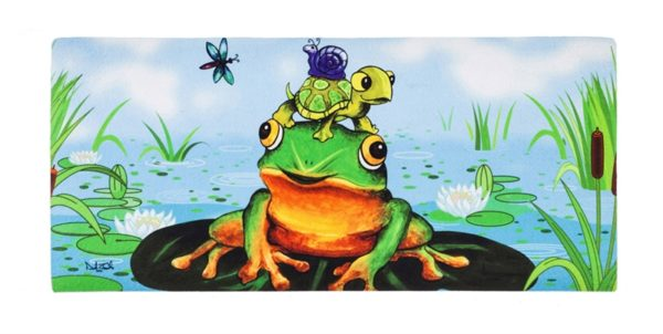 Frog Pile Sassafras Insert Mat