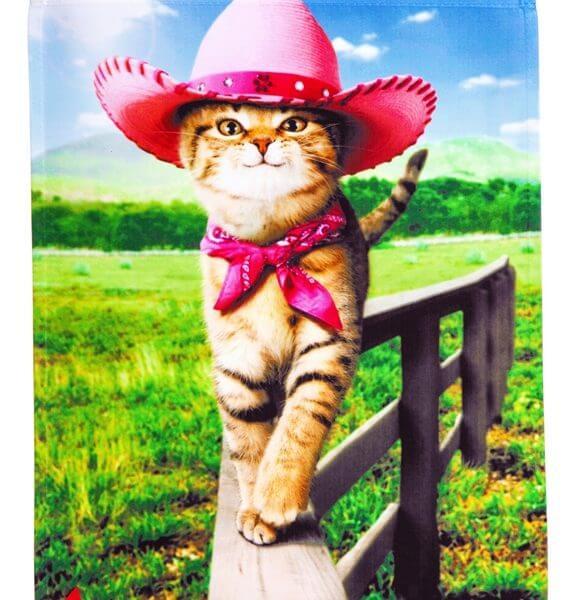 Cowgirl Kitty