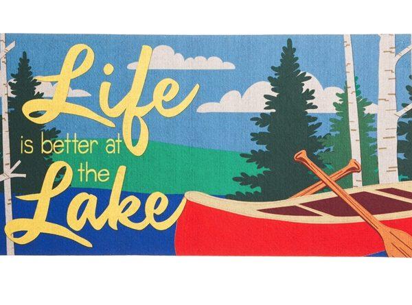 Life at lake sassafras