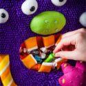 Halloween Monster detail