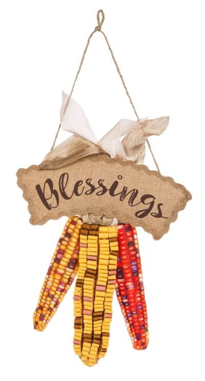 $27.99 Select options · Harvest Blessing Door Decor  sc 1 st  Parkview Nursery : door blessing - pezcame.com