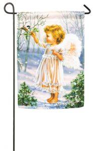 Merry Little Christmas Garden Flag