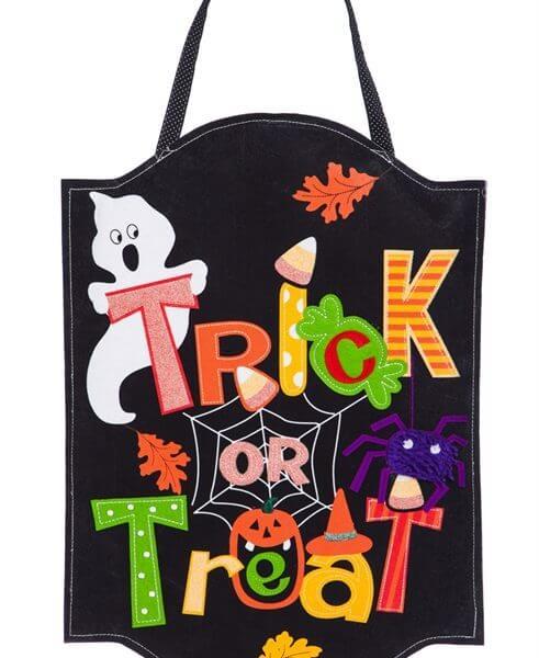 Trick or Treat Door Decor