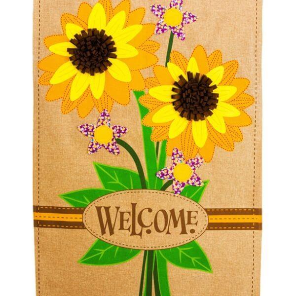 Sunflower Bouquet House