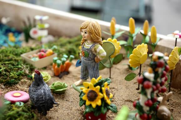 Mini Fairy Garden Workshop
